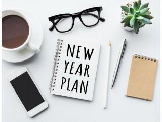 Пора ставить планы на 2022 год
