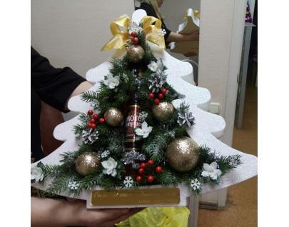 Цветобоксы - оригинальное оформление подарка!