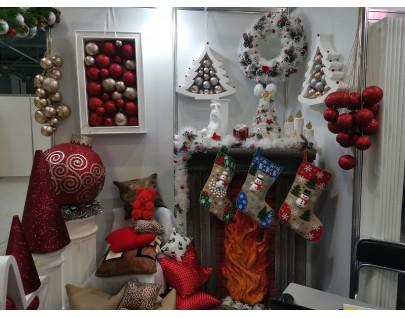 Выставка Christmas Box. Podarki