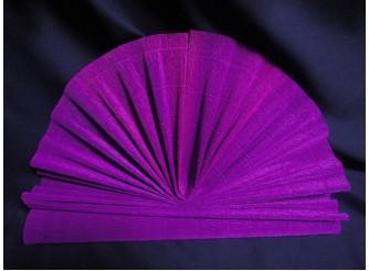 Гофрированная бумага №593/яр.фиолетовый/ 50х250см (1рулон)