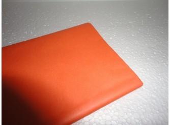 Бумага тишью оранжевая 50х66см (1лист)