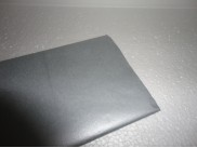 Бумага тишью серебро 50х66 (1лист)