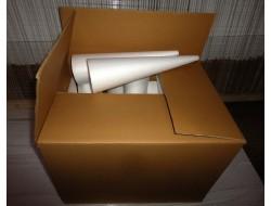 Пенопластовые конусы в коробках