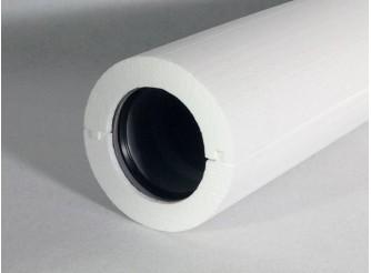 """Теплоизоляция для труб """"Скорлупа"""" для трубы 38 мм (1м)"""