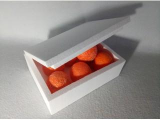 Упаковка из пенопласта (термоконтейнеры, профили, уголки)