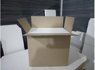 Коробка с крышкой  515*350*445 ммв гофрокоробе/пенопласт ( 1 комплект)