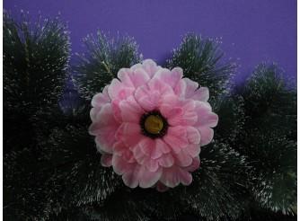 Цветочная головка Мак нежно-розовый Ø15,5см (1шт)