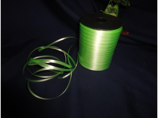 Лента ПП  зеленая 0,5х500м (1шт)