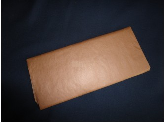 Бумага тишью коричневая 50х66 (1лист)
