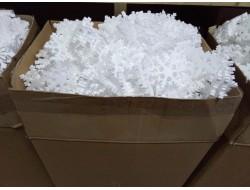 Снежинки  микс в коробках