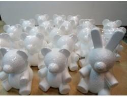 Заготовки Мишки, мышки, зайчики 3D