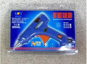 Клеевой пистолет с кнопкой Ø7мм (1шт)