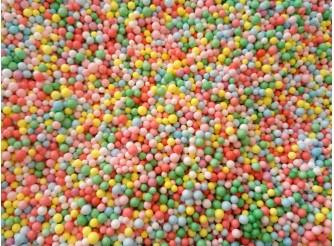"""Гранулы """"Волшебные шарики""""/цветные/ 50 мл/ микс (1уп)"""