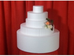Основы из пенопласта для тортов