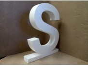 Калькулятор - расчет объемных букв из пенопласта, толщина 15 см
