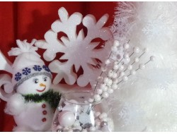 Снежинки в ассортименте