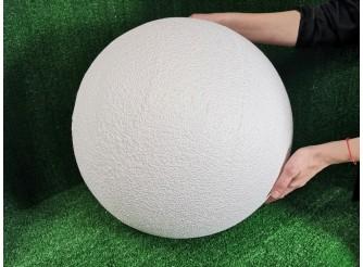 Шар из пенопласта Ø60 см / фактурный (1шт)