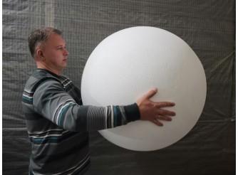 Шар из пенопласта Ø80 см (1шт)