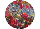 Красно-серебряный