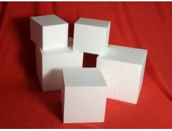Плиты пенополистирола в блоках