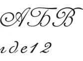 Romana Script <!-- *3.70 руб -->