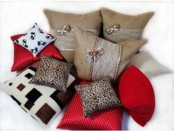 Интерьерные декоративные подушки