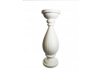 Балясина из пенопласта Б-008/ h80см (1 шт)
