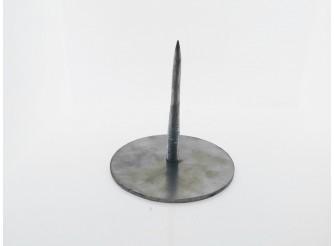 Закладная - утяжелитель для пенопластовых изделий/металл 3мм (1 шт)