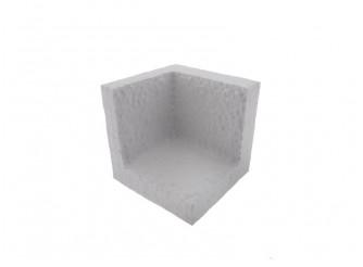 Уголок №1/ 6х6x6 см (1шт)