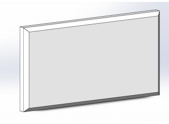 Боссаж (рустовый камень) БС-005 600х320х40 мм (1шт)