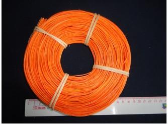 Лоза ротанг оранжевая в мотке 1,75 (100гр)