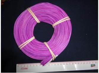 Лоза ротанг фиолетовая в мотке 1,75 (100гр)