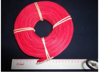 Лоза ротанг т.розовая в мотке 1,75 (100гр)