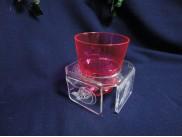 Подставка под стаканчик/акрил 4ножки (1шт)