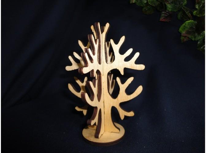 """Подставка для бижутерии """"Дерево желаний"""" дерево h12см (1шт)"""