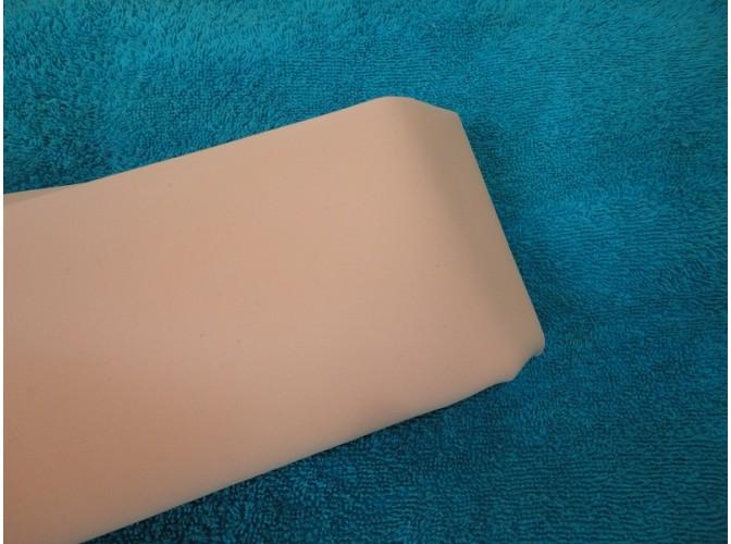 Фоамиран 19 персиковый 0,8мм/60см х70см (1лист)