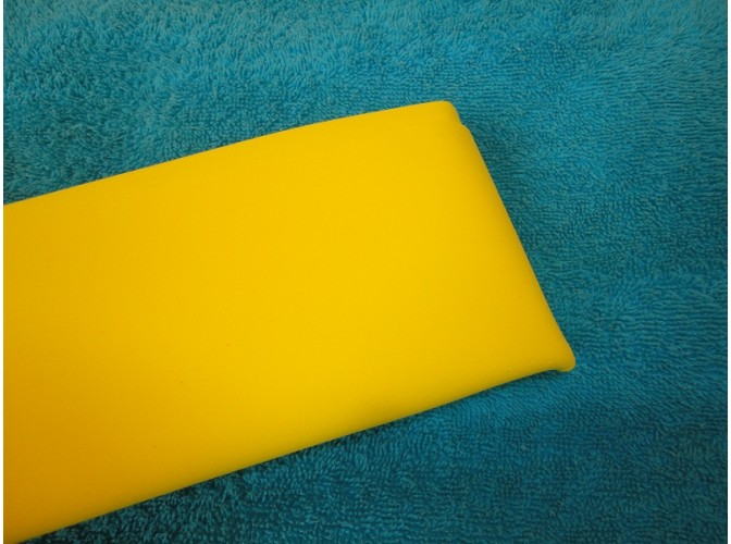 Фоамиран 05 желтый 0,8мм/60см х70см (1лист)