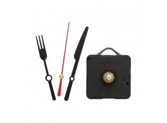 5AS-068  Часовой механизм со стрелками (1шт)