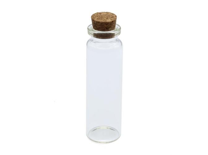 AR282-1 Бутылочки с пробковой крышечкой 2,2*7см (1шт)