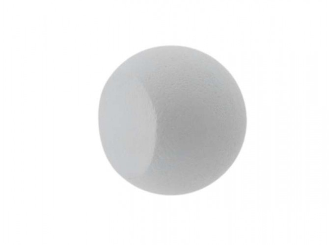 Шар из пенопласта Ø12 см / усеченый  (1шт)
