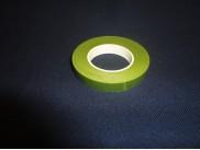 Тейп лента светло-зеленая 13мм х 30м (1шт)