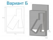Ложемент под бижутерию 7х10х3,5 (1шт)