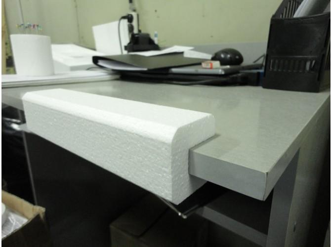 П - профиль из пенопласта 5х5х100 см (1шт)