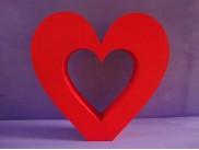 "Буквы из пенопласта/слово ""LOVE"" h90, w15см (комплект)"