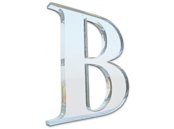 Буква из акрила 0,3; h10см (1шт)