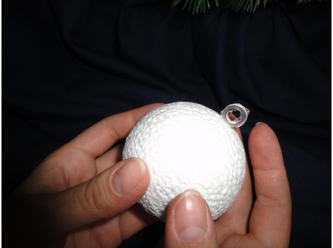 Крепление для пенопластовых изделий/акрил 4мм/h6см (набор 20шт)