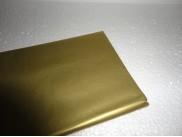 Бумага тишью золотая 50х66 (1лист)