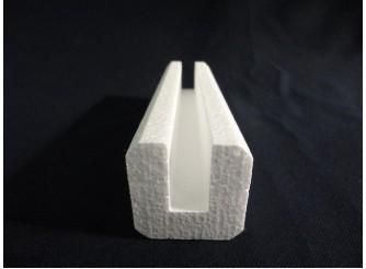 П-профиль из пенопласта 4х4х100 см (1шт)
