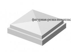 Накрывочные элементы из пенопласта