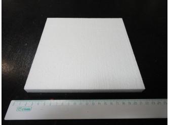 Вкладыш  из пенопласта 20х20х1,5 см (1шт)